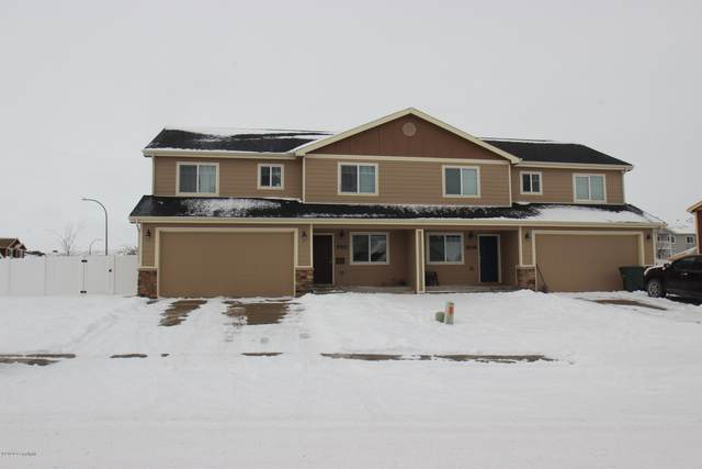 5510 Glock Ave -, Gillette, WY 82718 (MLS #20-140) :: The Wernsmann Team | BHHS Preferred Real Estate Group