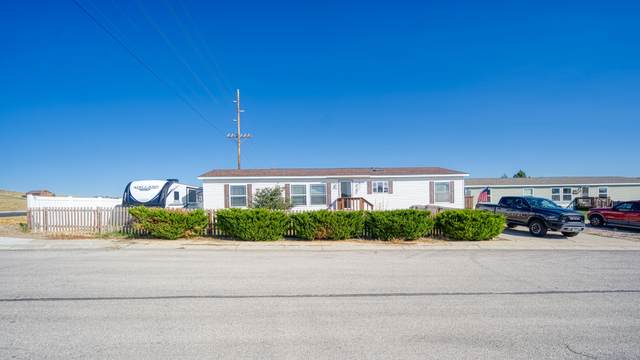3718 Washington St -, Gillette, WY 82718 (MLS #20-1403) :: The Wernsmann Team | BHHS Preferred Real Estate Group