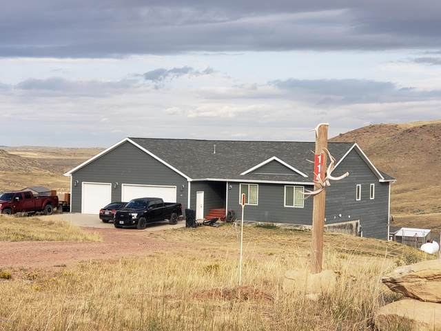 114 Bomber Mountain Rd -, Gillette, WY 82716 (MLS #20-1409) :: The Wernsmann Team | BHHS Preferred Real Estate Group