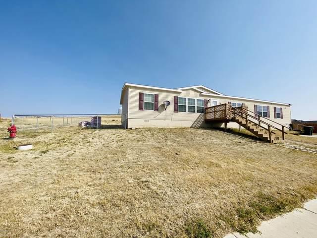 3902 Peak St -, Gillette, WY 82716 (MLS #20-1420) :: 411 Properties