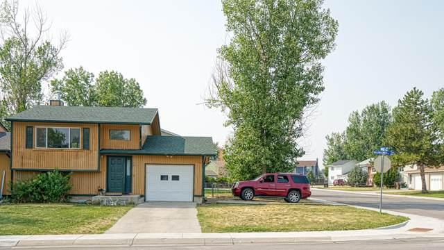 2208 Wagonhammer Ln -, Gillette, WY 82718 (MLS #20-1428) :: 411 Properties