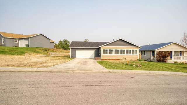 1633 Pathfinder Cir -, Gillette, WY 82716 (MLS #20-1438) :: 411 Properties