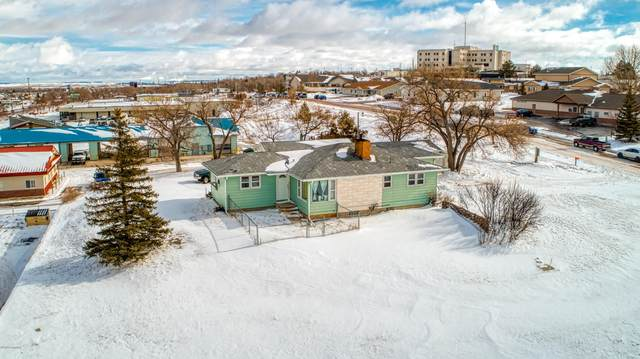 1400 W 3rd St -, Gillette, WY 82716 (MLS #20-144) :: The Wernsmann Team | BHHS Preferred Real Estate Group
