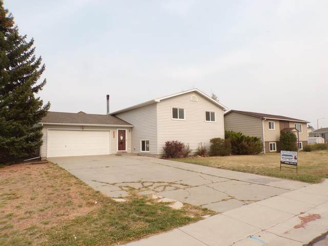 303 Bozeman Way -, Wright, WY 82732 (MLS #20-1448) :: Team Properties