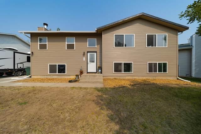 207 Sequoia Dr -, Gillette, WY 82718 (MLS #20-1449) :: Team Properties