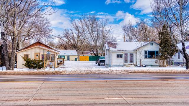 807 S Douglas Hwy -, Gillette, WY 82716 (MLS #20-145) :: Team Properties