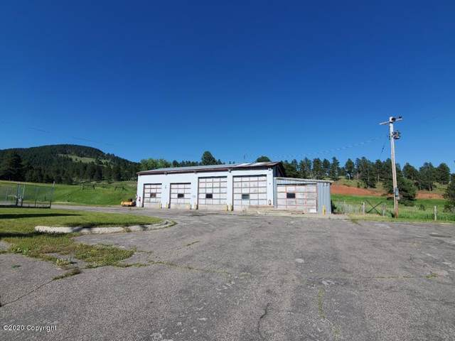 154 Commercial Lane -, Sundance, WY 82729 (MLS #20-1453) :: The Wernsmann Team | BHHS Preferred Real Estate Group