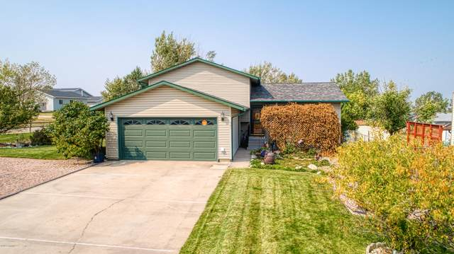401 Sandcreek Cir -, Wright, WY 82732 (MLS #20-1473) :: Team Properties