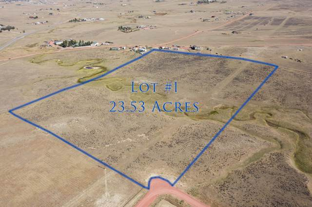 Lot 1 Shiplap Spur, Gillette, WY 82718 (MLS #20-1476) :: Team Properties