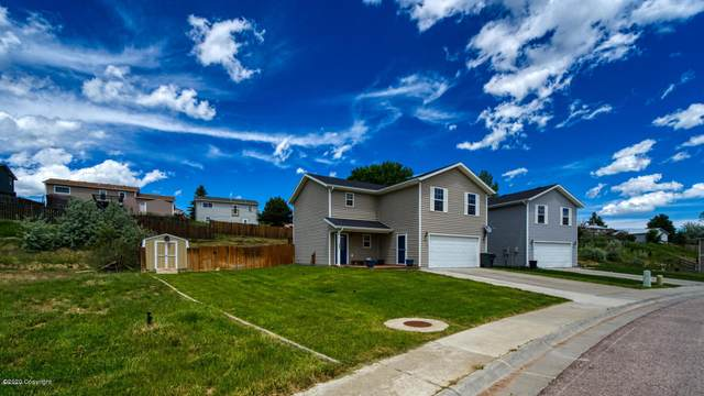 526 Kilkenny Cir -, Gillette, WY 82716 (MLS #20-1485) :: Team Properties