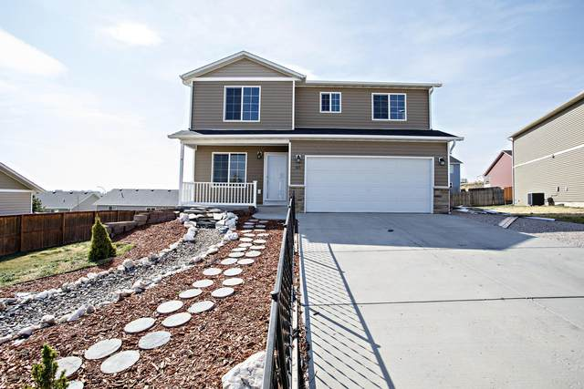 505 Blaine Ct -, Gillette, WY 82716 (MLS #20-1490) :: Team Properties