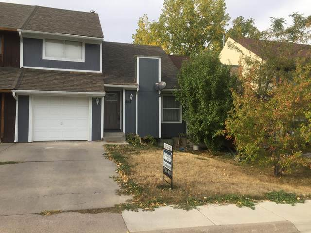808 Vivian Ct -, Gillette, WY 82718 (MLS #20-1491) :: Team Properties