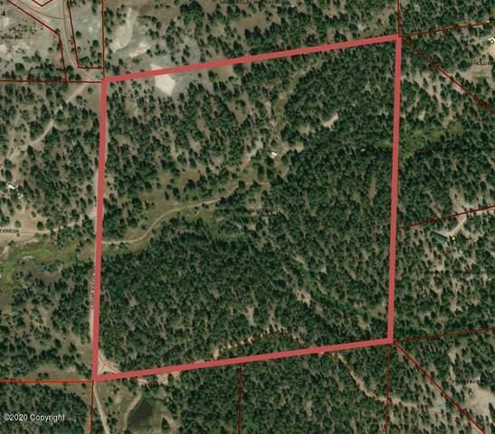 89 Cedar Ridge Rd, Moorcroft, WY 82721 (MLS #20-1499) :: Team Properties
