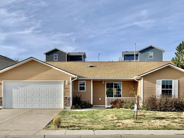 3010 Goldenrod Ave -, Gillette, WY 82716 (MLS #20-1504) :: Team Properties