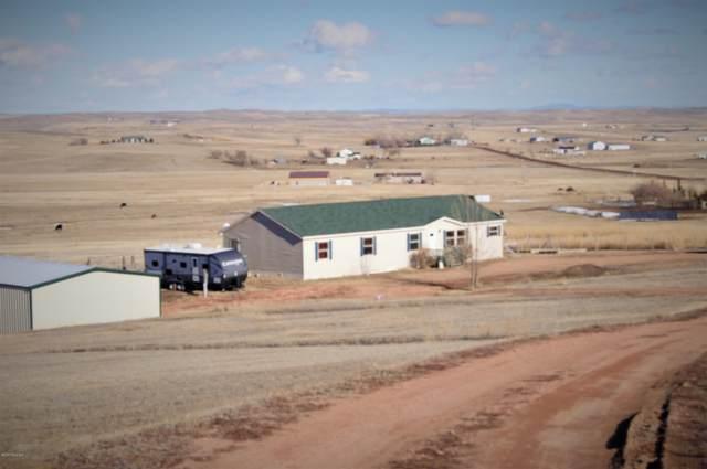 18 Cradle Butte Rd -, Rozet, WY 82727 (MLS #20-1506) :: Team Properties