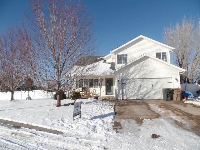 1202 Arapahoe Ave -, Gillette, WY 82718 (MLS #20-157) :: Team Properties