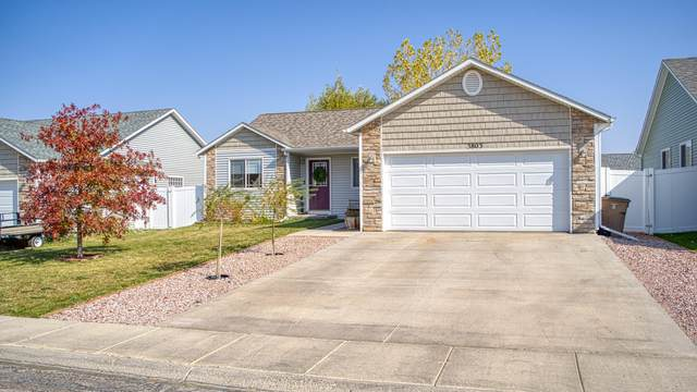 3803 Federal Ave -, Gillette, WY 82718 (MLS #20-1581) :: Team Properties