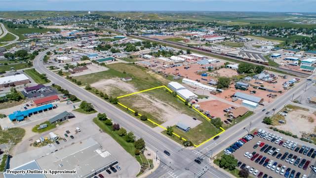 1300 W 2nd St, Gillette, WY 82716 (MLS #20-1585) :: Team Properties