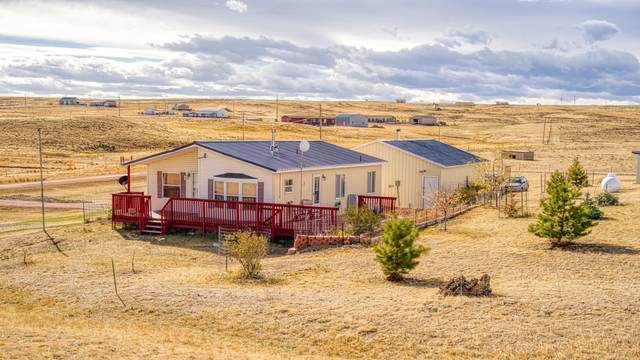 39 Cowboy Way -, Wright, WY 82732 (MLS #20-1587) :: 411 Properties