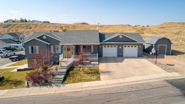 1800 Beaver Dr -, Gillette, WY 82718 (MLS #20-1591) :: The Wernsmann Team | BHHS Preferred Real Estate Group