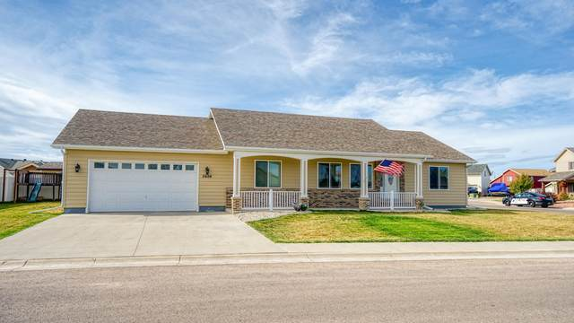 5604 Glock Ave -, Gillette, WY 82718 (MLS #20-1595) :: The Wernsmann Team | BHHS Preferred Real Estate Group