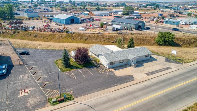 1105 W 1st St W, Gillette, WY 82716 (MLS #20-1605) :: The Wernsmann Team | BHHS Preferred Real Estate Group