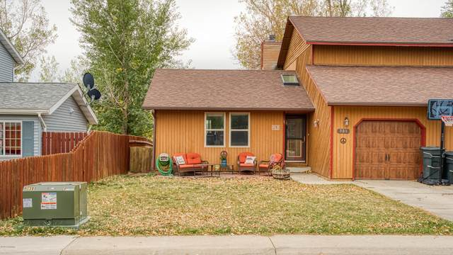 301 W Timothy St W, Gillette, WY 82718 (MLS #20-1613) :: The Wernsmann Team | BHHS Preferred Real Estate Group