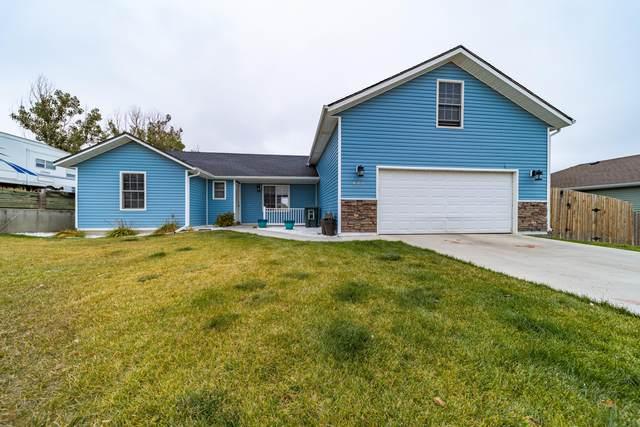 602 Ventura Ave -, Gillette, WY 82716 (MLS #20-1629) :: 411 Properties