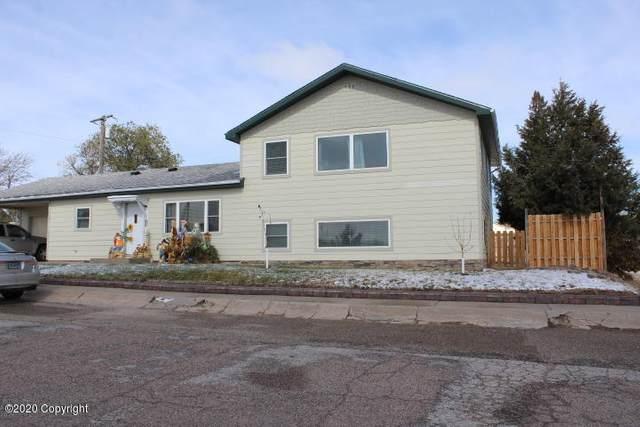 505 Pearl St -, Lusk, WY 82225 (MLS #20-1631) :: Team Properties