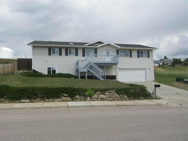 3516 Foothills Blvd -, Gillette, WY 82716 (MLS #20-1640) :: 411 Properties