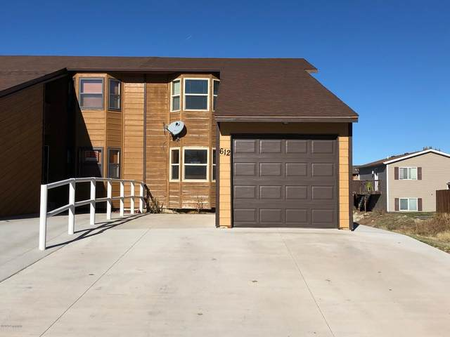 612 Oregon Ave -, Gillette, WY 82718 (MLS #20-1659) :: 411 Properties