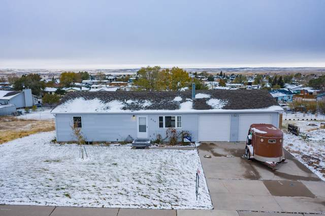534 Sweetwater Cir -, Wright, WY 82732 (MLS #20-1661) :: 411 Properties
