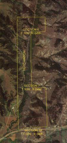 Tbd Gold Rush Trail, Sundance, WY 82729 (MLS #20-1670) :: The Wernsmann Team | BHHS Preferred Real Estate Group