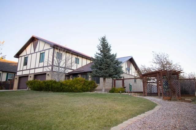 72 N 21st St -, Sundance, WY 82729 (MLS #20-1675) :: The Wernsmann Team | BHHS Preferred Real Estate Group