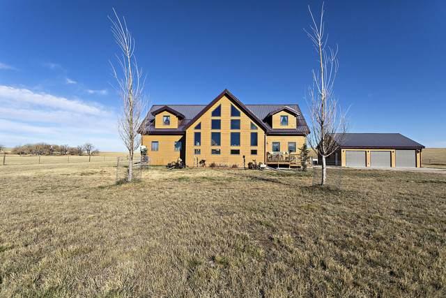 1180 Lawver Rd -, Gillette, WY 82718 (MLS #20-1686) :: 411 Properties