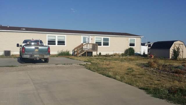 1505 Limecreek Ave -, Gillette, WY 82716 (MLS #20-1701) :: 411 Properties