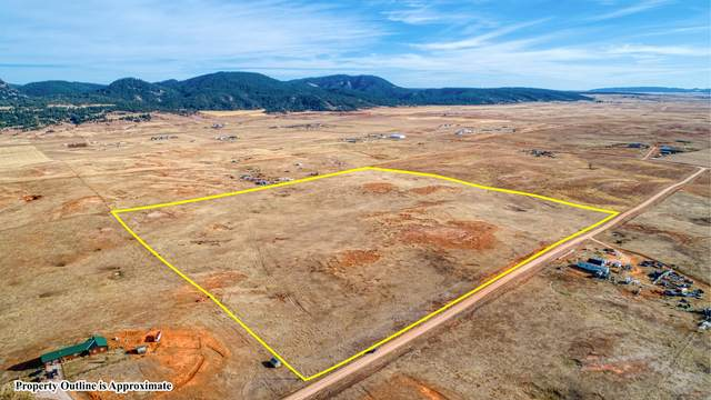 Tbd Kara Mountain Rd, Sundance, WY 82729 (MLS #20-1716) :: Team Properties