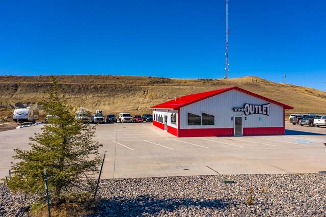 4 Wheel Dr -, Gillette, WY 82718 (MLS #20-1723) :: The Wernsmann Team | BHHS Preferred Real Estate Group