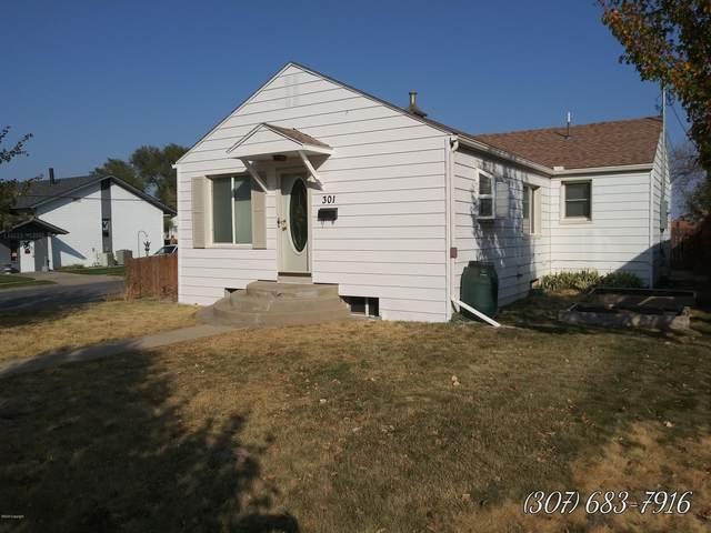 301 S Ross Ave -, Gillette, WY 82716 (MLS #20-1726) :: Team Properties