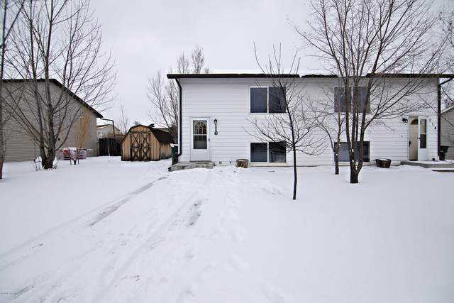 116 Redwood St W, Gillette, WY 82718 (MLS #20-173) :: Team Properties