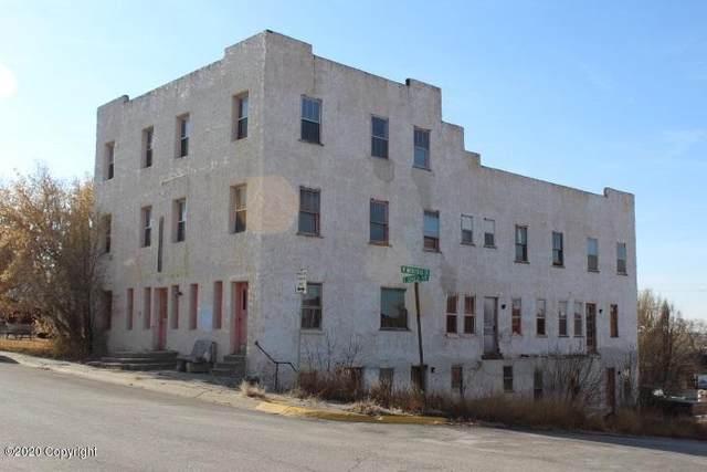 102 S Seneca Ave S, Newcastle, WY 82701 (MLS #20-1751) :: Team Properties