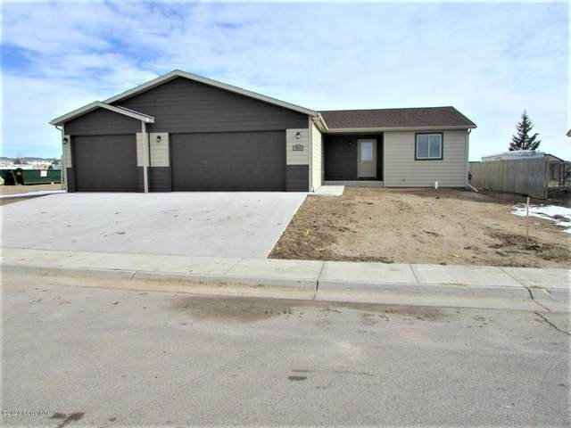 606 Chase Ct -, Gillette, WY 82716 (MLS #20-1763) :: The Wernsmann Team | BHHS Preferred Real Estate Group