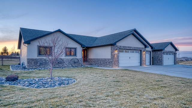 1602 Carrington Ave -, Gillette, WY 82718 (MLS #20-1766) :: The Wernsmann Team | BHHS Preferred Real Estate Group