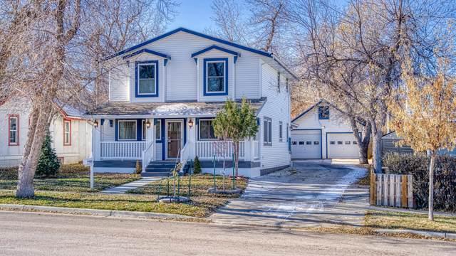 602 Carey Ave S, Gillette, WY 82716 (MLS #20-1770) :: Team Properties