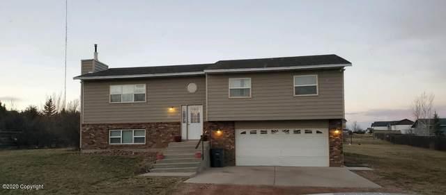2861 Dove Rd. -, Gillette, WY 82718 (MLS #20-1780) :: Team Properties