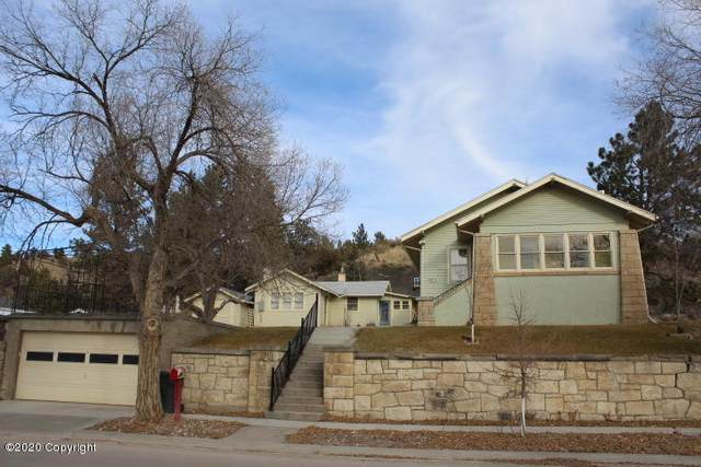 113 Summit Ave. N, Newcastle, WY 82701 (MLS #20-1786) :: 411 Properties