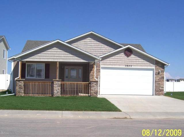3503 Quacker Ave -, Gillette, WY 82718 (MLS #20-181) :: The Wernsmann Team | BHHS Preferred Real Estate Group