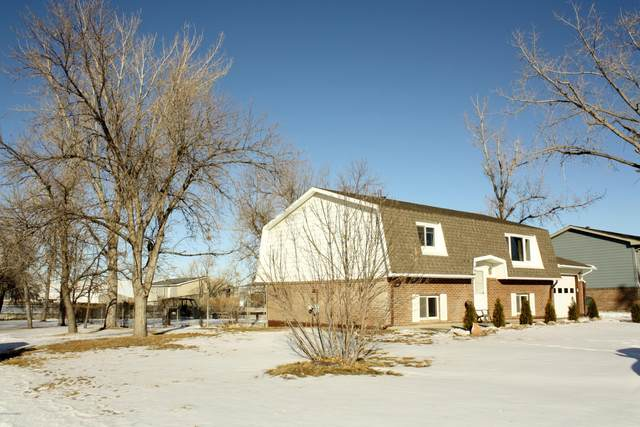 1600 Cimarron Dr -, Gillette, WY 82716 (MLS #20-183) :: The Wernsmann Team | BHHS Preferred Real Estate Group