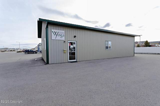 810 Madison St -, Gillette, WY 82718 (MLS #20-1830) :: Team Properties