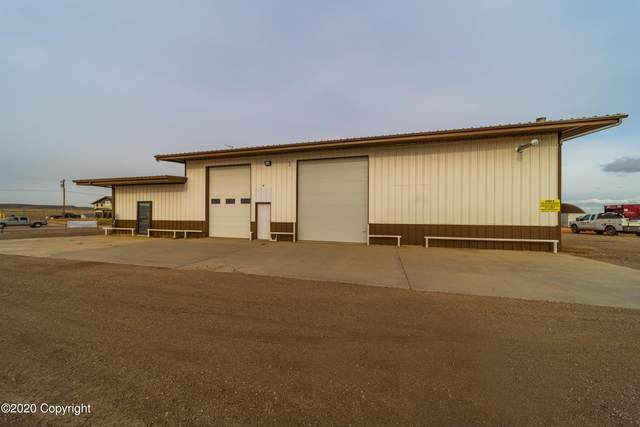 3100 Us-14 N, Gillette, WY 82716 (MLS #20-1847) :: 411 Properties